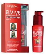 L'Oreal Elvive Illuminating Serum Colour Protect Leave-In Odżywka do włosów 50ml L'Oreal