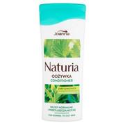 JOANNA_Naturia odżywka do włosów normalnych i przetłuszczających się Pokrzywa i Zielona Herbata 200g Joanna