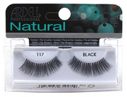 ARDELL_Natural 117 1 para sztucznych rzęs Black Ardell