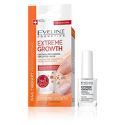EVELINE_Extreme Growth Protein Nail Conditioner odżywka proteinowa + baza pod lakier 12ml Eveline Cosmetics