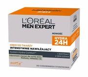L'OREAL_Men Expert Hydra 24H krem do twarzy intensywnie nawilżający 50ml L'Oreal Paris