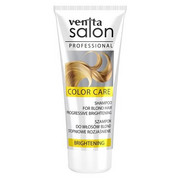 VENITA_Salon Professional Color Care szampon do włosów blond Brightening 200ml Venita