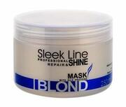 Stapiz Sleek Line Blond Maska do włosów W 250 ml Stapiz