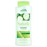 JOANNA_Naturia Family szampon do włosów normalnych i przetłuszczających się Ogórek i Aloes 750ml Joanna