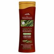 JOANNA_Tradycyjna Receptura Strengthening Conditioner For Thin & Weak Hair wzmacniająca odżywka do cienkich delikatnych i ze skłonnością do wypadania włosów Skrzyp & Rozmaryn 300g Joanna
