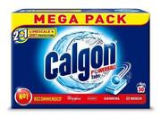 CALGON_Powerball Tabs tabletki do prania zmiękczające wodę 30szt Calgon