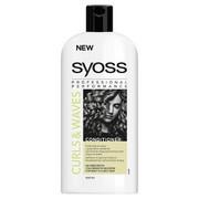 SYOSS_Curls & Waves Conditioner odżywka do włosów kręconych i falowanych 500ml Syoss