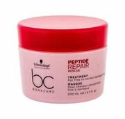 Schwarzkopf BC Bonacure Peptide Repair Rescue Maska do włosów W 200 ml Schwarzkopf