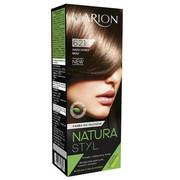 MARION_Natura Styl Color farba do włosów 621 Orzechowy Brąz 80ml + odżywka 10ml Marion