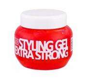 Kallos Cosmetics Styling Gel Extra Strong Żel do włosów W 275 ml Kallos Cosmetics