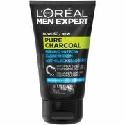 L'OREAL_Men Expert peeling przeciw zaskórnikom Pure Power Charcoal 100ml L'Oreal Paris