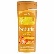 JOANNA_Naturia szampon do włosów przetłuszczających się z Bursztynem i Biosiarką 200ml Joanna