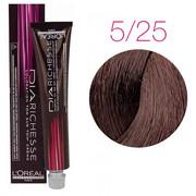 Loreal Dia Richesse 5.25 | Półtrwała farba do włosów - kolor 5.25 jasny brąz opalizująco-mahoniowy 50ml