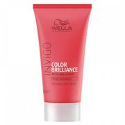 Wella Invigo Color Brilliance | Maska do normalnych włosów farbowanych 30ml