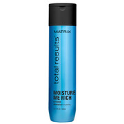 Matrix Total Results Moisture Me Rich | Szampon nawilżający do włosów suchych i uwrażliwionych 300ml