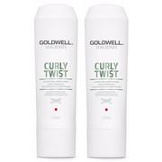 Goldwell DualSenses Curly Twist | Zestaw: odżywka do włosów kręconych 2x200ml