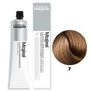 Loreal Majirel | Trwała farba do włosów - kolor 7 blond 50ml
