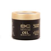 Schwarzkopf BC Oil Miracle Gold Shimmer | Maska regenerująca do każdego rodzaju włosów 150ml