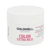 Goldwell DualSenses Color Extra Rich   Maska do włosów farbowanych 25ml