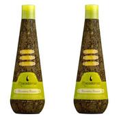 Macadamia Rejuvenating | Zestaw odmładzający do włosów: szampon 2x300ml