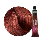 Loreal Majirel | Trwała farba do włosów - kolor 6.46 ciemny blond miedziano-czerwony 50ml