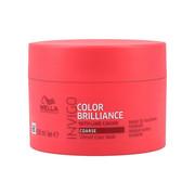 Wella Invigo Color Brilliance | Maska do grubych włosów farbowanych 150ml