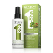 Revlon Uniq One Green Tea   Kuracja do włosów o zapachu zielonej herbaty 10in1 150ml