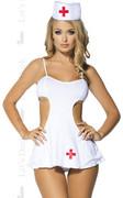 Let's Duck Kostium pielęgniarki High Fever