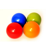 Piłka pilates 1 kg - różne kolory Laubr