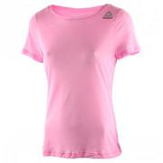 koszulka sportowa damska REEBOK WORKOUT READY LIGHT SLUB TEE / S95453 - REEBOK WORKOUT READY LIGHT SLUB TEE