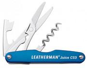 Multitool Leatherman Juice CS3 Columbia Blue 832370