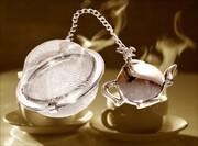 Zaparzaczka do herbaty na łańcuszku a' la Casa Rewe Herbata/Kawa 4388813308237