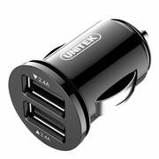 Ładowarka samochodowa SMART 2x USB 24W Unitek Y-P540