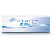 Soczewski Acuvue 1-DAY Moist 30szt - zdjęcie 2