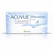 Soczewki kontaktowe Acuvue Oasys (6 soczewek) - zdjęcie 15