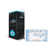 Soczewki kontaktowe Acuvue Oasys (6 soczewek) - zdjęcie 19