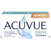 Soczewki kontaktowe Acuvue Oasys (6 soczewek) - zdjęcie 20