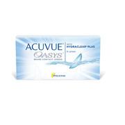 Soczewki kontaktowe Acuvue Oasys (6 soczewek) - zdjęcie 16