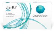 Clariti Elite 3 szt. - soczewki miesięczne Soczewki Cooper Vision
