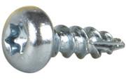 Wkręty HG ocynkowane z łbem kulistym 3,0x10mm TX10 200szt. ESSVE