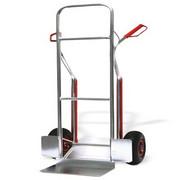Wózek paletowy z rur aluminiowych STK Alu UNICRAFT
