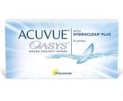 Soczewki kontaktowe Acuvue Oasys (6 soczewek) - zdjęcie 6