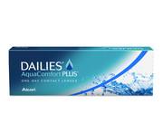 Soczewki kontaktowe Ciba Vision - DAILIES AquaComfort Plus (30 soczewek)
