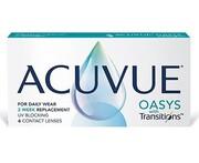 Soczewki kontaktowe Acuvue Oasys (6 soczewek) - zdjęcie 7