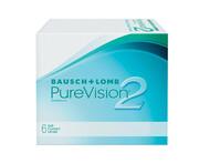 Soczewki Pure Vision 2 HD 6szt