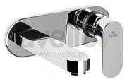 Bateria umywalkowa podtynkowa Deante Alpinia BGA 054L - zdjęcie 3