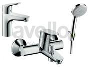 Zestaw prysznicowy Hansgrohe 27592000 - zdjęcie 6