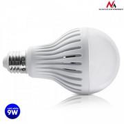 Żarówka LED E27 9W 230V Maclean MCE177 z PIR