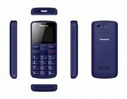 Panasonic Telefon komórkowy dla seniora KX-TU110 niebieski Panasonic