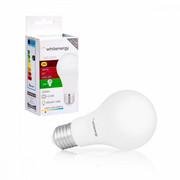 Whitenergy Żarówka LED A60 E27 5W 440lm ciepła biała mleczna whitenergy